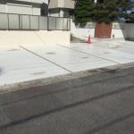 コンクリート駐車場リペア価格