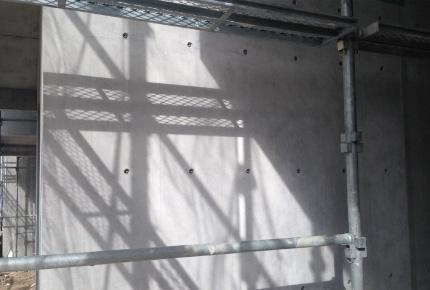 コンクリート調リペア 施工後