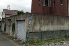 外壁工事リペア 施工前
