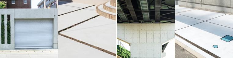 シーリペアのコンクリート補修